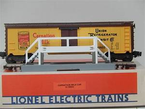 For Sale  Lionel Operating Milk Cars  50 00 Each Shipped