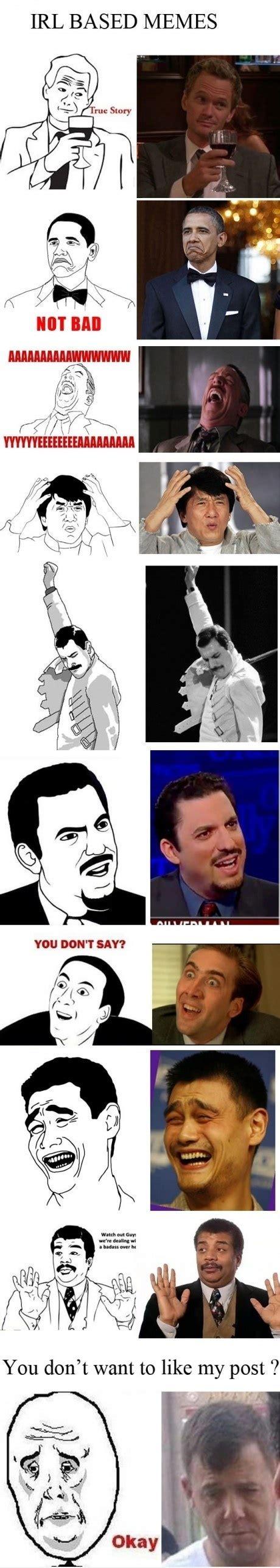 Meme Face Origins - the origin of meme face image humor satire parody mod db