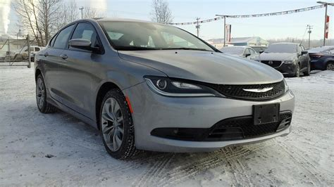 2015 Chrysler 200 S, ,888