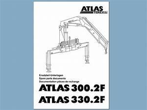 Atlas Cranes  Terex