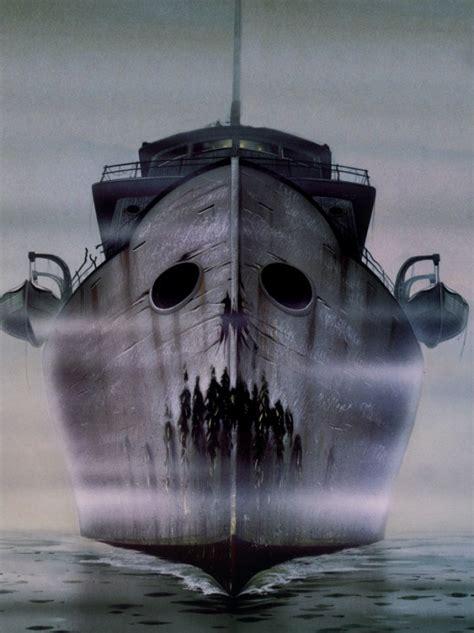chambre femme visionneuse de bateau fantome