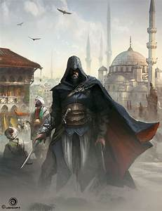 Assassin's Creed: Revelations Concept Art by Martin ...