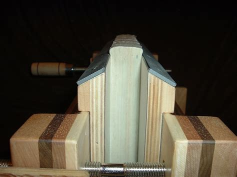 Bookbinding Backing Irons for Finishing Presses