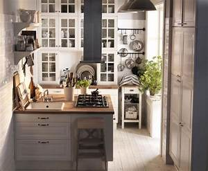 Kleine Küchen Einrichten : kleine wohnk che einrichten ~ Indierocktalk.com Haus und Dekorationen