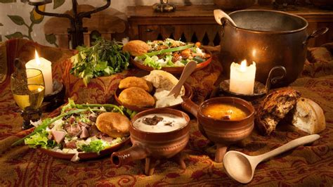 cuisine renaissance feast in a hanseatic merchant house tallinn