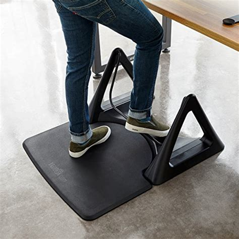 Varidesk Standing Desk Floor Mat by Varidesk Standing Desk Anti Fatigue Comfort Floor Mat