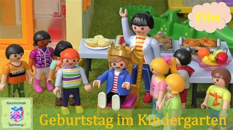 Playmobil Film Deutsch Geburtstag Im Kindergarten