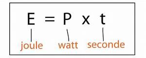 Calcul Consommation énergétique : cours de physique chimie l 39 nergie lectrique ~ Premium-room.com Idées de Décoration