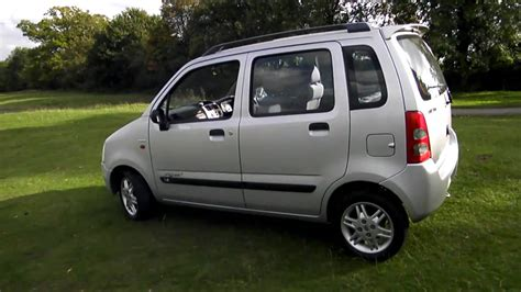 2003 Suzuki Wagon-R+ Limited Edition - YouTube