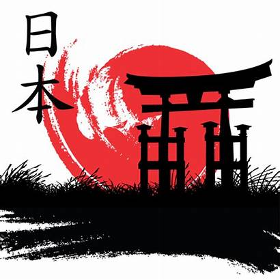 Japan Vector Graphics Elements
