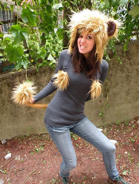 lion costume simple costumes halloween