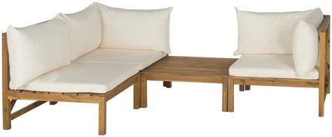 Safavieh Home Furniture by Pat6713a Outdoor Home Furnishings Outdoor Sofas