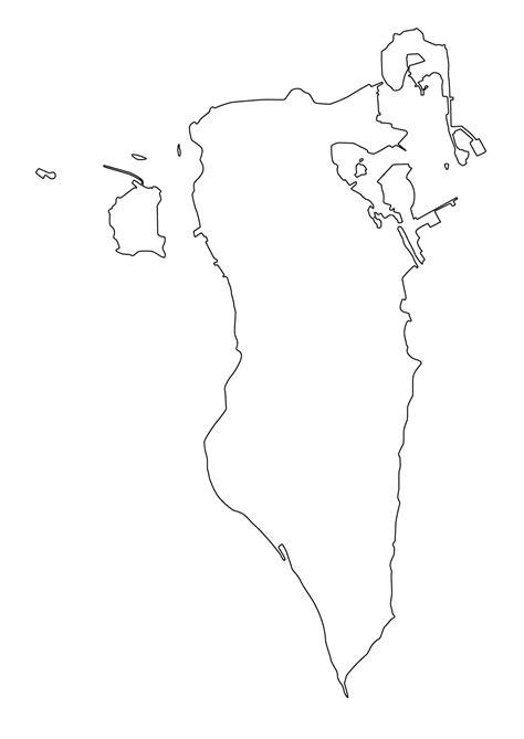 bahrain landkarten kostenlos cliparts kostenlos