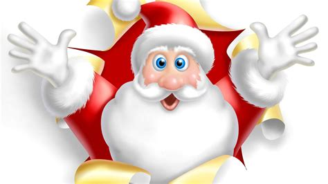 Santa Claus Desktop Free Santa Claus Moving On Santa Wallpaper Free Awesome Backgrounds For