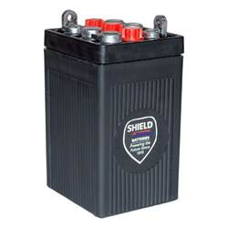 6V Motorcycle Battery