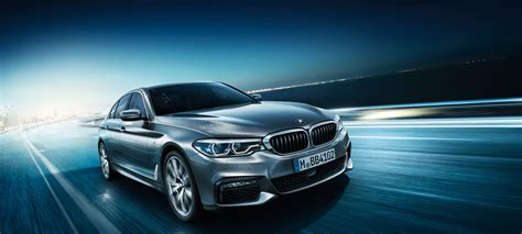The All New Bmw 5 Series Is Revealed.