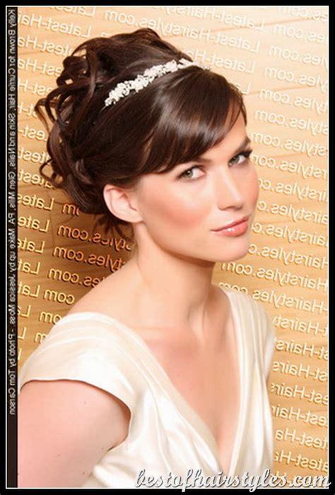 bridesmaid updos  short hair hairstyle ideas