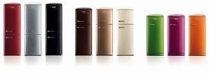 Réfrigérateur De Couleur : une cuisine de toutes les couleurs inspiration cuisine ~ Premium-room.com Idées de Décoration