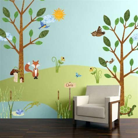 Kinderzimmer Junge Wald by 90 Wandtattoo Kinderzimmer Junge Inspirationen