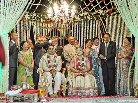 Rose And Crystal Indian Wedding By Bodhi Vision