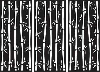 Laser Cut Metal Bamboo Screens Urban Screen