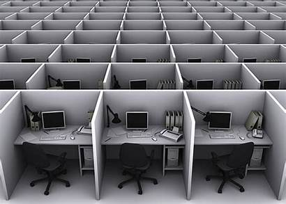 Office Cubicle Working Workplace Testing Nine Five
