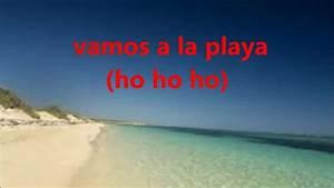 Vamos A La Playa : vamos a la playa ho ho ho youtube ~ Orissabook.com Haus und Dekorationen