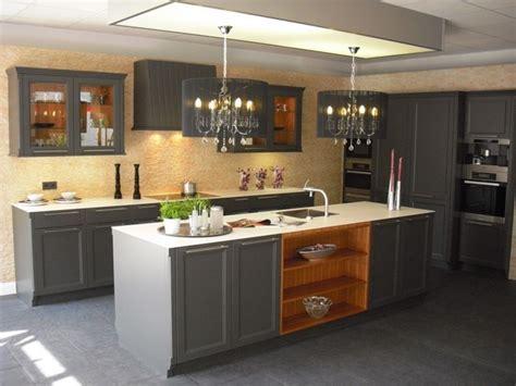Miele Küchenmusterküche Moderne Edle Landhausküche