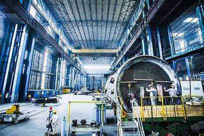 Company Romania Workshop Acquired Nuclear Manufacturing Components