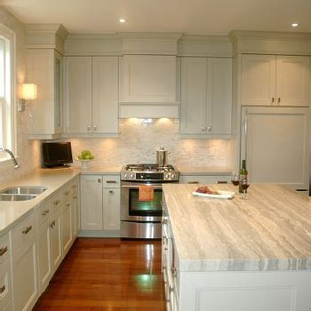 Gray Quartzite Countertops Design Ideas