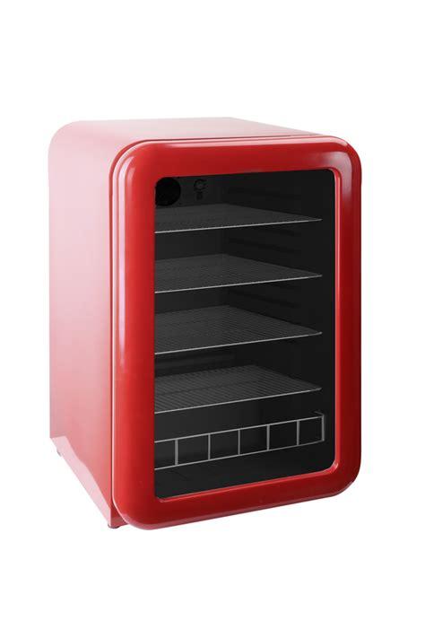 kühlschrank retro günstig roter retro k 252 hlschrank mit glast 252 r 115l rc155 gastro cool g 252 nstig k 252 hlen