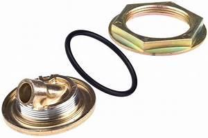 Oil Pan Dipstick Nut Adapter O