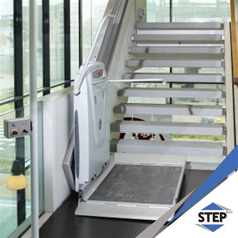 Montascale Pedana by Montascale A Pedana Rpsp Step Srl Montascale