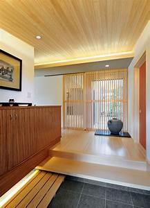 Japanische Designer Möbel : pin von auf pinterest hauseingang japanische und traumh user ~ Markanthonyermac.com Haus und Dekorationen