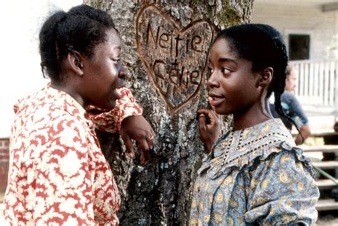 nettie from the color purple that disappear without a trace where is