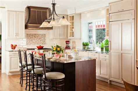 elegant traditional kitchen interior designs