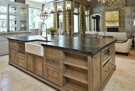 cuisine repeindre meuble de cuisine en bois avec gris