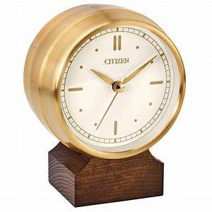 Citizen, Desk, Clock, With, Bluetooth, Speaker, Cc3002