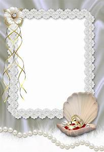 Beautiful Wedding Transparent Photo Frame Gallery Yopriceville High Quality Images and