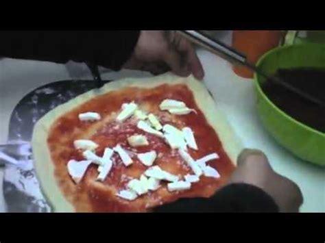 comment faire la p 226 te 224 pizza recette pizza fait maison