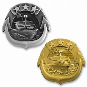 Navy Small Craft Insignia USAMM