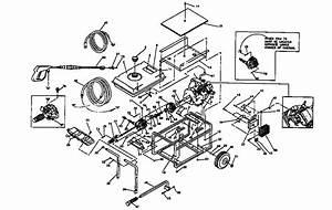 580 751781 Craftsman 7 8 Hp 2500 Psi 3 Gpm High Pressure