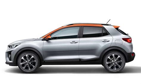 Kia Stonic 2020  Compact Suv From Kia  Cars News