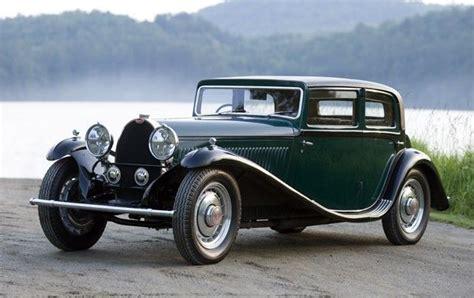 1932 Bugatti Type 46 Sport Saloon Coachwork By Freestone