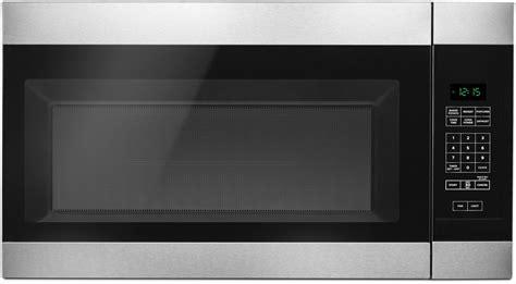 amana amvpfs     range microwave  auto defrost  speed fan  cfm