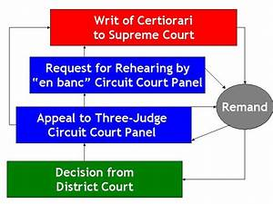 35 The Diagram Shows One Way That Cases Reach The Supreme