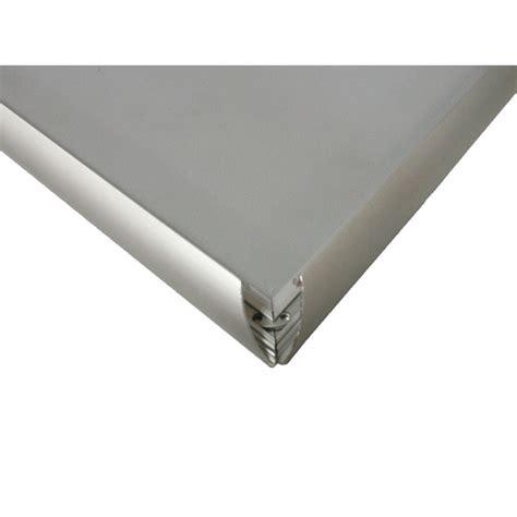 porte aluminium pas cher cadre en aluminium mural porte affiche clic clac a0