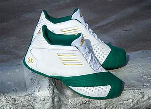 "adidas T-Mac 1 ""SVSM"" - SneakerNews.com"