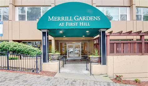 Merrill Gardens At First Hill Assisted Living Photo Tour
