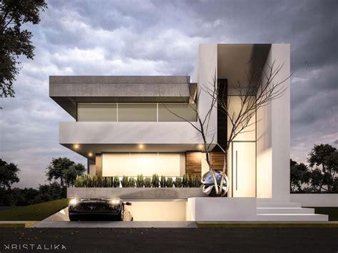 Bosque Alto House #architecture #modern #facade